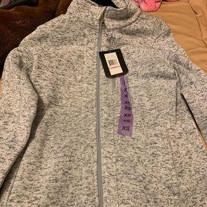 NWT Women's Marc New York ZIP Up Jacket